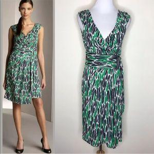 Diane Von Furstenberg Celosa Silk Wrap Dress